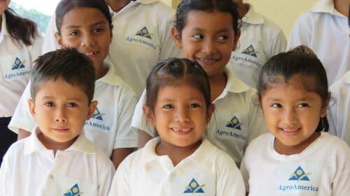 Día del Niño en Agroamérica